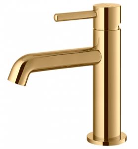 OMNIRES - Bateria umywalkowa złota/ gold niska Y1210NGL Y