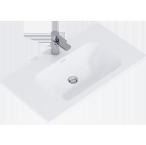 ELITA - Umywalka ceramiczna PIAZZA 80 145720