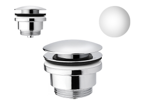 FROMAC - korek umywalkowy klik-klak CHROM 281CR