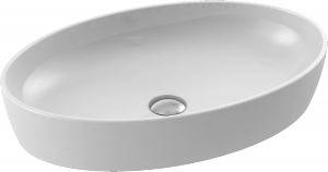 CeraStyle Umywalka ceramiczna ONE 67X42cm