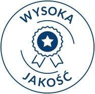 ARMATURA KRAKÓW Bateria natryskowa ścienna MOKAIT BLACK/CZARNA 5536-010-81 NOWOŚĆ