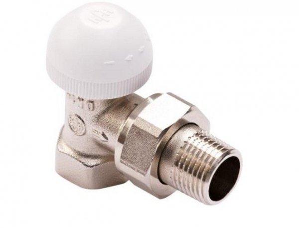 ARMATURA KRAKÓW - Zawór termostatyczny grzejnikowy kątowy 752-160-07