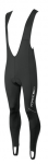 FORCE Z68 spodnie rowerowe długie z wkładką