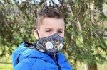 xBREATHE CYCLE Maska Chusta ochronna Filtr HEPA 2x