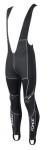 FORCE WINDSTER Z68 PRO spodnie rowerowe ocieplane bez wkładki