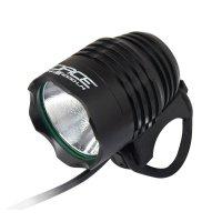 FORCE GLOW3 Lampka sportowa CREE LED S/M 1000 lumenów + akumulator
