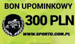 EKSKLUZYWNY BON UPOMINKOWY 300 PLN