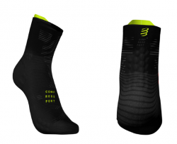 COMPRESSPORT PRORACING V3 BLACK EDITION 2019 skarpetki biegowe