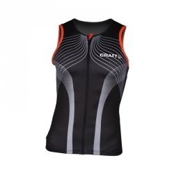 CRAFT AERO Koszulka triathlonowa męska