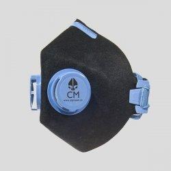 CITY MASK higieniczna półmaska antysmogowa z węglem aktywnym
