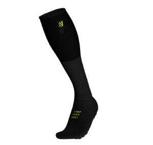 COMPRESSPORT FULL OXYGEN BLACK EDITION 2019 Skarpety kompresyjne