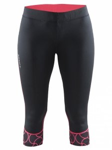 CRAFT DEVOTION spodnie 3/4 damskie