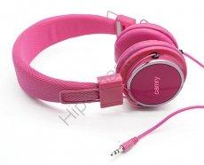 Słuchawki Camry CR 1127p różowe ***NISKI KOSZT DOSTAWY*** BEZPŁATNY ODBIÓR OSOBISTY!!!