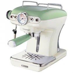 Ekspres ciśnieniowy Ariete Iconic Vintage Collection 900W zielono-kremowy 1389 14