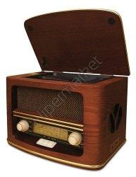 Radio LW/FM z odtwarzaczem CD/MP3/USB/ z nagrywaniem  Camry CR 1115