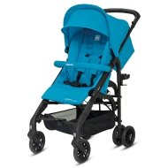 Zippy Light Buggy/ Kombi Kinderwagen in blau von Inglesina