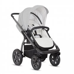 X-Move Morning Grey | Buggy/ Kombi Kinderwagen X-Lander