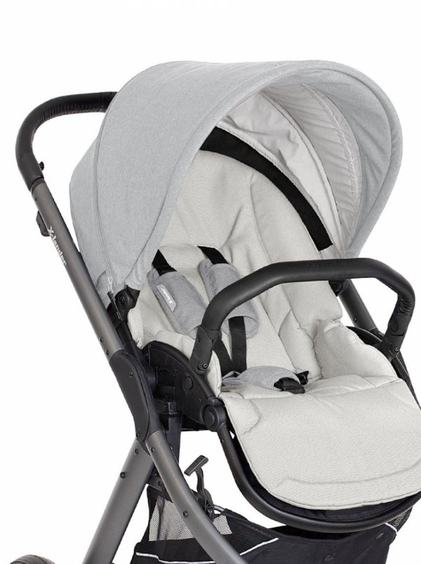 X-Pulse Morning Grey |  Buggy / Kombi Kinderwagen X-Lander