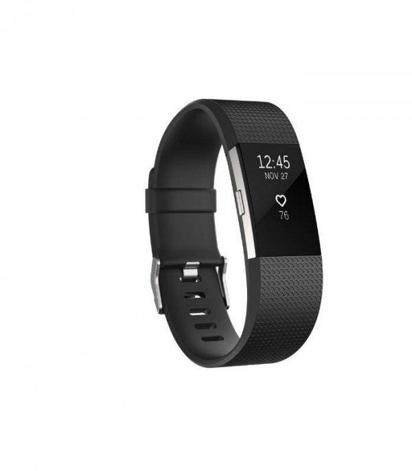 FITBIT CHARGE 2 GUNMETAL SERIES LARGE