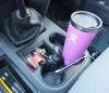 Kubek Tumbler Coaster Hydro Flask 650 ml jasnoniebieski bpa free