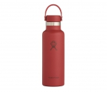 Butelka termiczna Hydro Flask 532 ml Standard Mouth Flex Cap Skyline (brick) vsco