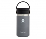 Kubek termiczny Hydro Flask 354 ml Coffee Wide Mouth Flex Sip (stone - grafitowy)