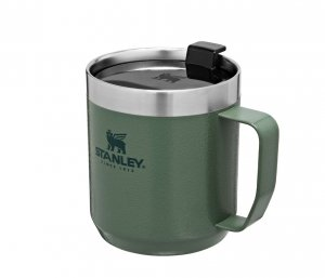 Kubek termiczny kempingowy Stanley Classic Camp Mug 350 ml (zielony)