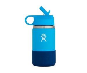 Kubek termiczny dla dzieci Hydro Flask Kids Straw Lid 355 ml (pacific) niebieski