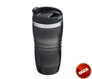 Kubek termiczny TERMIO MATTI 450 ml szczelny (grafitowy)