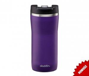 Kubek termiczny Aladdin MOCCA Leak-Lock 350 ml (fioletowy)