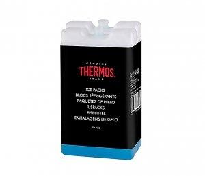 Wkład chłodzący 2 x 400 g Thermos Cool do toreb termicznych (niebieski)