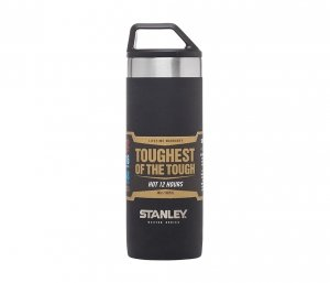 Kubek STANLEY MASTER UNBREAKABLE PACKABLE MUG 530 ml (czarny)