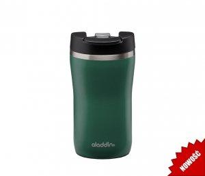 Kubek termiczny Aladdin CAFE Leak-Lock 250 ml (ciemno-zielony)