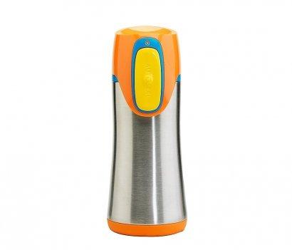 Termos dla dzieci CONTIGO KIDS 330 ml (srebrny) BPA FREE