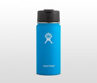 Kubek termiczny Hydro Flask 473 ml Coffee Wide Mouth (jasnoniebieski)