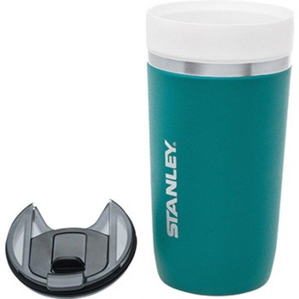 Kubek termiczny GO TUMBLER CERAMIVAC 473 ml STANLEY (turkusowy)