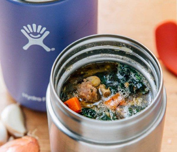Termos na posiłek Food Flask 532 ml Hydro Flask stalowy