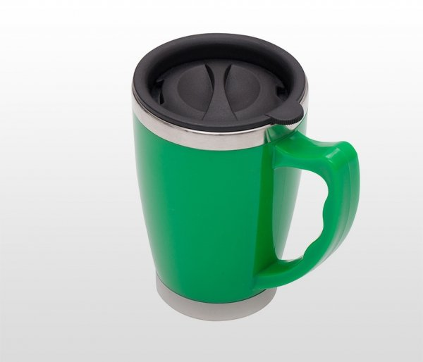 Kubek termiczny KUFEL 360 ml (zielony)