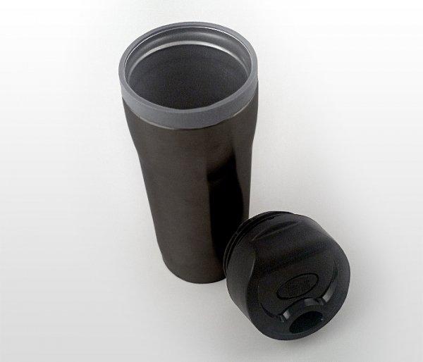 Kubek termiczny SLIM 350 ml (grafitowy)