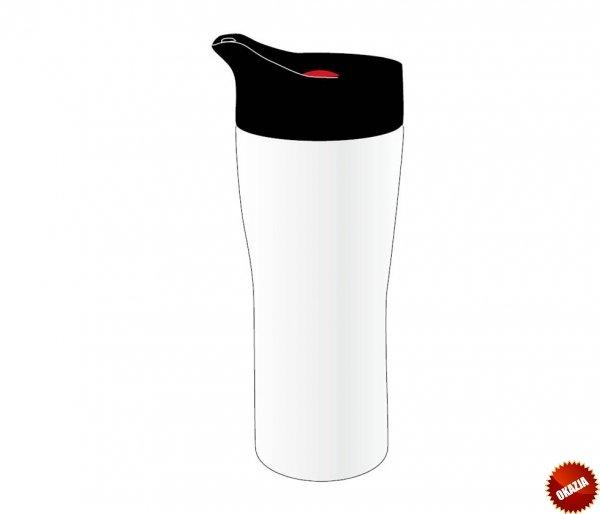 Kubek termiczny M-Thermo Mug 350 ml biały