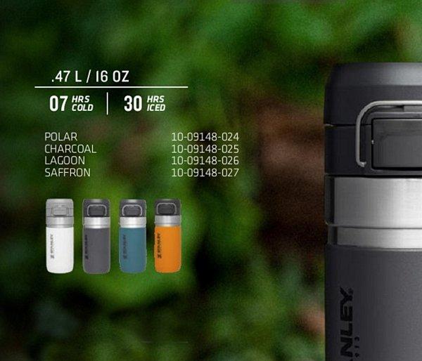 Butelka termiczna STANLEY QUICK FLIP 470 ml