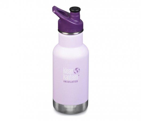 Butelka Klean Kanteen KID Classic 355 ml z nakrętką Sport Cap 3.0 sugarplum fairy różowy