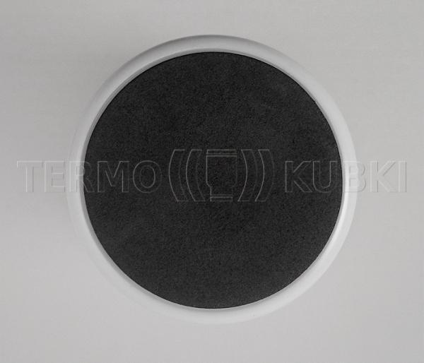 Kubek termiczny 350 ml LADY (biało-różowy)