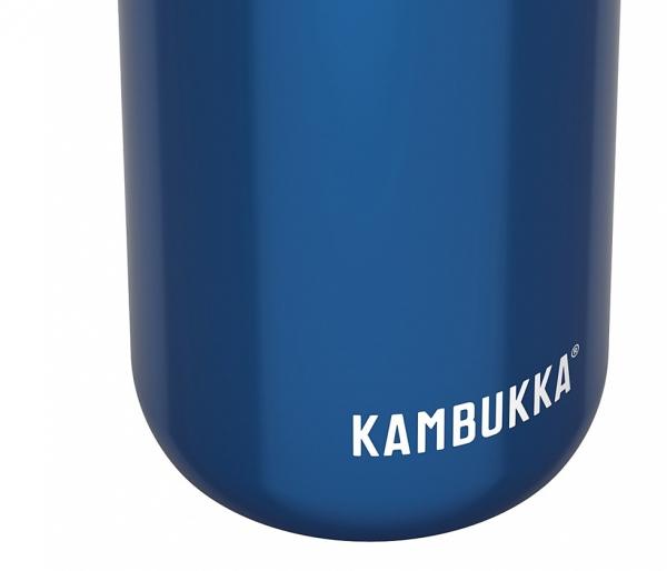 Kubek termiczny Kambukka Olympus 500 ml Swirly Blue niebieski