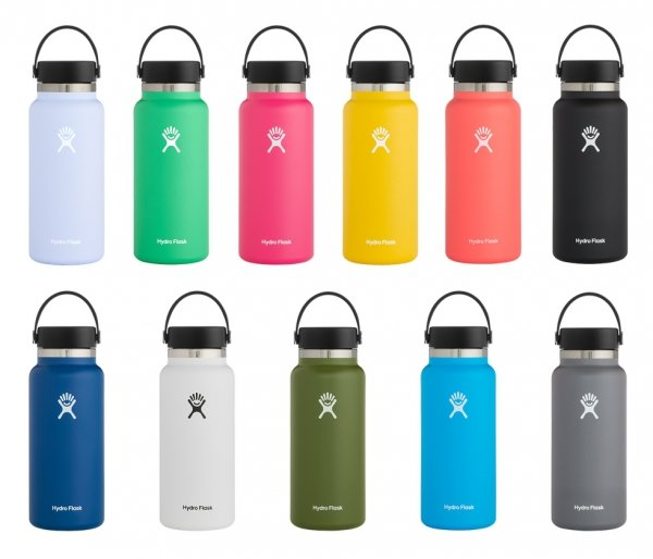 Termosy Hydro Flask Wide Mouth 2.0 Flex Cap 946 ml kolory