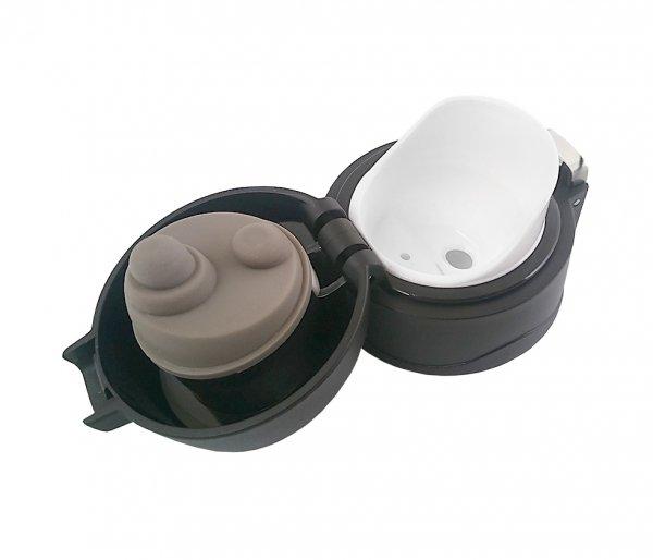 Kubek termiczny OUTER 440 ml K2 turkusowy