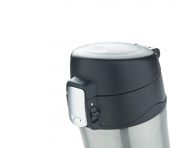 Kubek termiczny 450 ml OUTER2 K2 stalowy