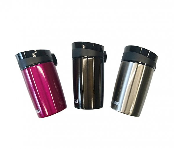 Kubek termiczny Miracle Mug Black 270 ml czarny