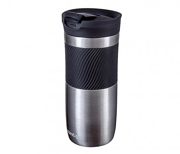 Kubek termiczny CONTIGO BYRON 470 ml stalowy