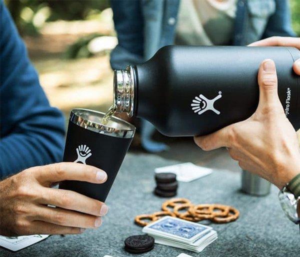 Kubek do piwa True Pint 473 ml Hydro Flask jasnozielony